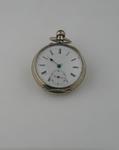 Pocket watch, late 19th century