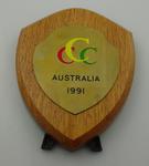 Shield - Club Cricket Conference 1991