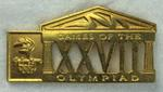 Hellenic (Greek) Olympic Committee pin produced for the Sydney 2000 Olympic Games