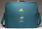 Physiotherapy kit used by Australian Olympic team physiotherapist Wendy Braybon at the 2008 Beijing Olympic Games