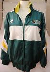 Softball Australia bomber jacket, worn by team physiotherapist Wendy Braybon circa 1990s