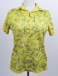 Australian team polo top with signatures of all team members worn by Kerri Pottharst, 2004 Athens Olympic Games