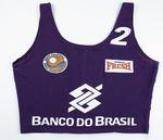 Beach volleyball pro-circuit top worn by Kerri Pottharst