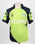 Ireland team shirt, 2015 Cricket World Cup