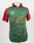 Bangladesh team shirt, 2015 Cricket World Cup