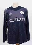 Scotland team shirt, 2015 Cricket World Cup