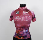 RUSH cycling jersey, worn by Dr Bridie O'Donnell, 2016