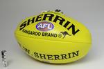 AFL Blind prototype football, used during 2018 season