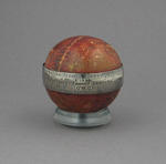 Ball -  'Australian Team v Surrey (Oval) 15/5/1899' presented to W.P. Howell