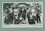 Photograph of Beaurepaire family members and friends, c1920