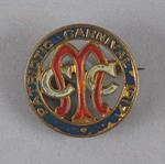 Melbourne Cricket Club Patriotic Carnival Badge 1917