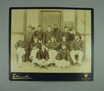 Photograph of Australian cricket team in England, Oxford May 1888