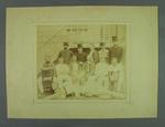 Photograph:  Third Australian Eleven, Sussex 1882