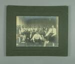 Photograph - Unknown team - post match celebrations - c. 1910